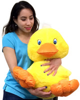 Big Stuffed Ducks