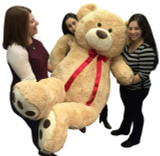 Giant Valentines Day Teddy Bears