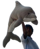 Big Stuffed Dolphins