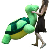 Big Stuffed Turtles