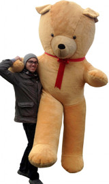 "96"" Plush Bears Made in the USA"