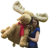 Big Stuffed Moose