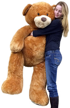 3e4b5ecef235 Extremely large stuffed animals that range in size between five feet ...