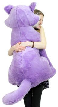 Animals Big Stuffed Cats Big Plush Personalized Giant Teddy