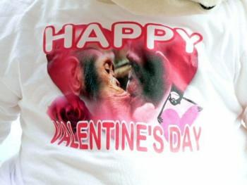 6 Foot Giant Stuffed Valentine Gorilla 72 Inches Valentines Day Plush Monkey