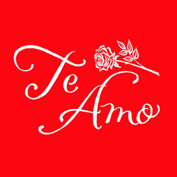 It's FREE to ADD this T-Shirt Design TE AMO and We'll Dress-Up your Stuffed Animal in this T-Shirt