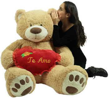 Te Amo teddy bear