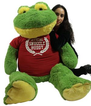 Animals Big Stuffed Frogs Big Plush Personalized Giant Teddy