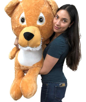 Huge stuffed Lion