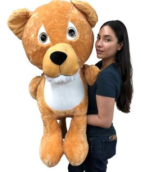 Big Stuffed Lion 3 Feet tall