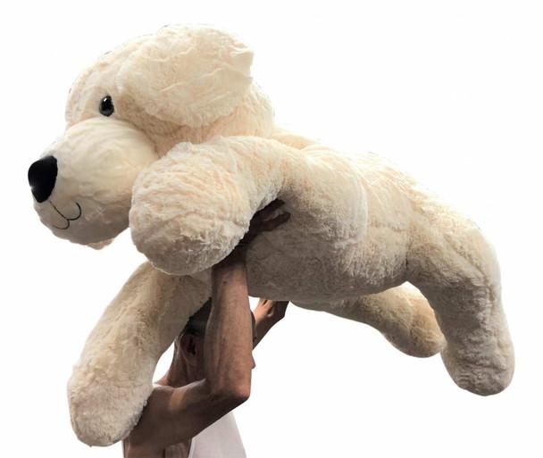Big Plush® Giant Stuffed Labrador Retriever Dog 4 Feet Long Soft 48 inches 122 cm