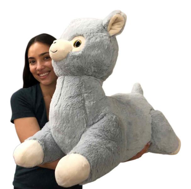 Giant stuffed Alpaca Llama