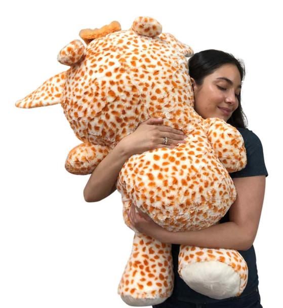 Giant Stuffed Giraffe 42 Inches 107 cm Soft Big Plush Stuffed Animal Cuddle Gift