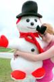 Big Stuffed Snowmen