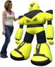 Big Stuffed Robots