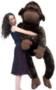 Big Stuffed Gorillas