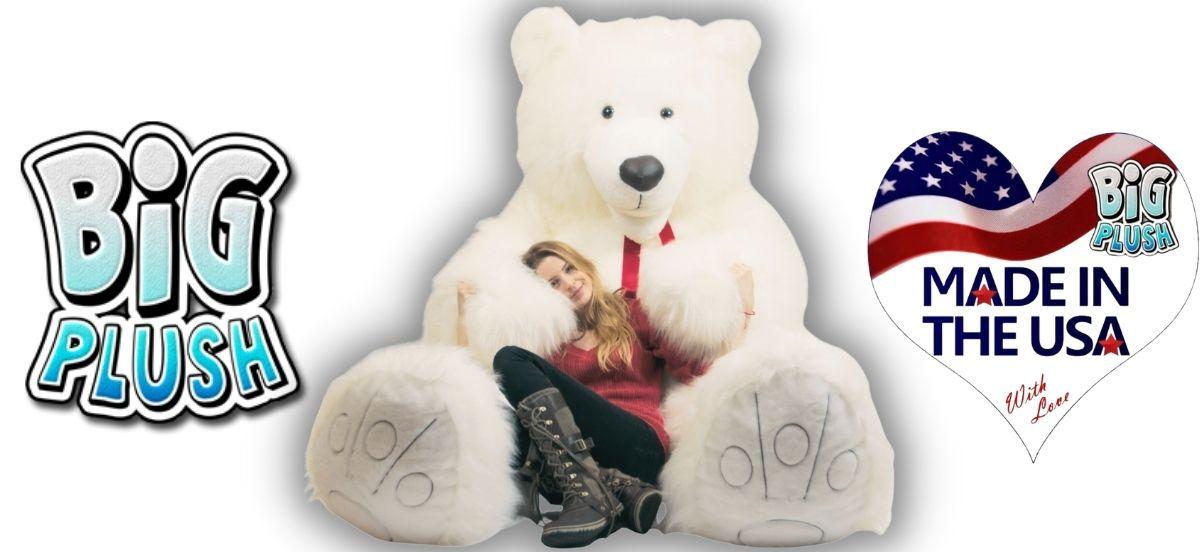 Made in the USA stuffed animal toys - American made teddy bears