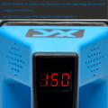 XCMAN World Cup Digital ski Waxing Iron digital readout to continually display its current operating temperature