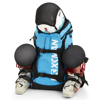 XCMAN Ski Boot Backpack Lightweight and Durable Ski backpack Bag