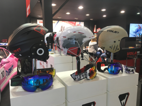 ISPO Germany 2019 VOLA Racing Showing