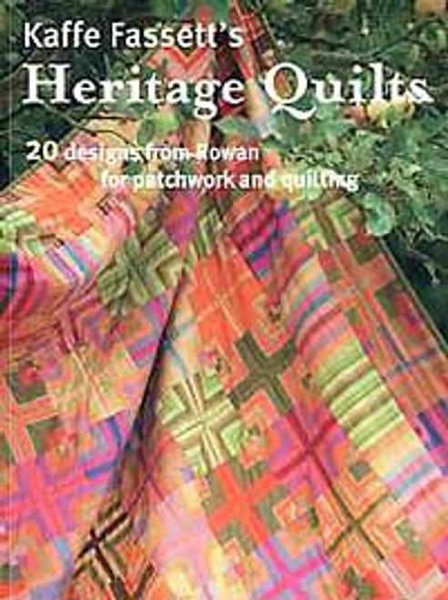 Heritage Quilts Kaffe Fassett