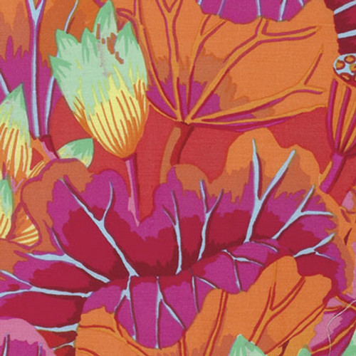Lake Blossoms Kaffe Fassett colour: Magenta