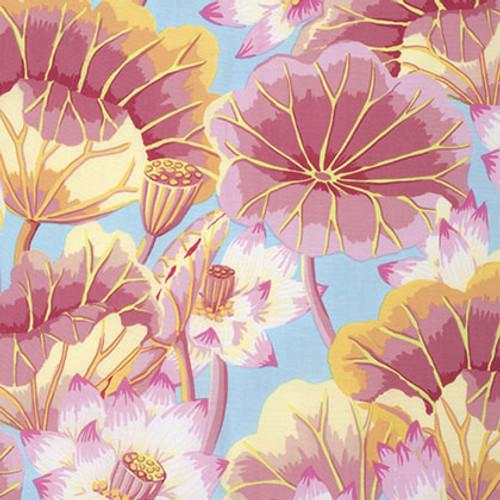 Kaffe Fassett Classic Lake Blossoms GP93-Pink