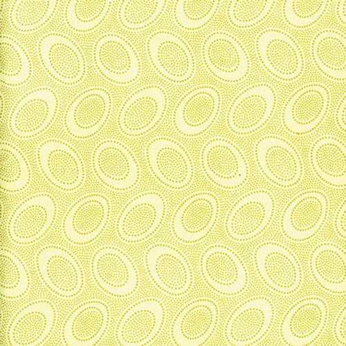 Aboriginal Dot Kaffe Fassett Classic Colour: Ivory
