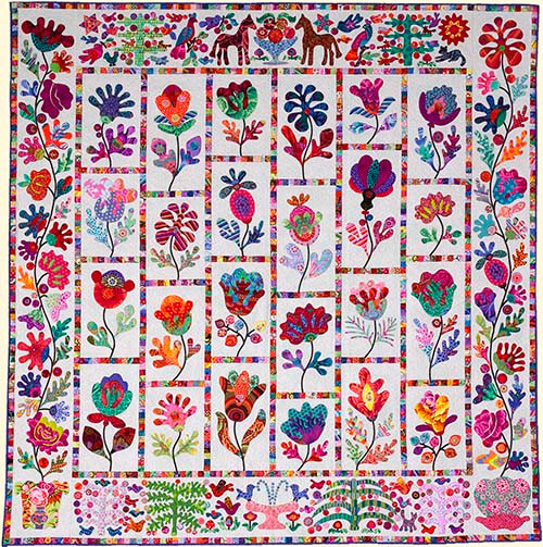 Flower Garden Kim McLean