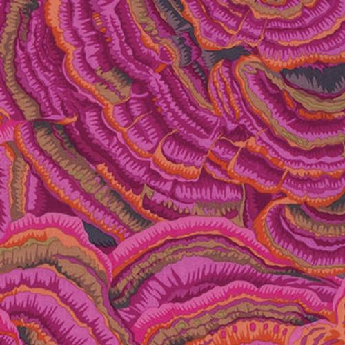 The Kaffe Fassett Collective Philip Jacobs Tree Fungi - pink PWPJ082.PINKX