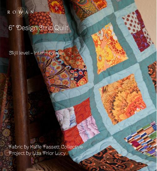 "6"" Design Roll Quilt"