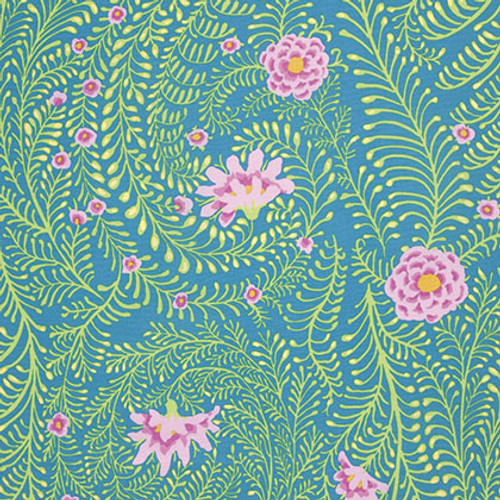 Fall 2014 - Ferns Kaffe Fassett Colour: Turquoise