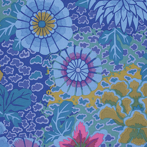 Kaffe Fassett Dream - blue Spring 2015