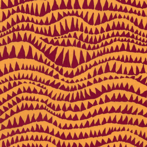 Sharks Teeth, PWBM60 Brandon Mably Spring 2017 Colour: Brown