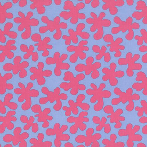 Artisan Collection Kaffe Fassett Squiggle. Pink