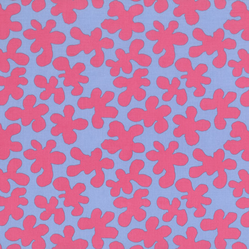 Artisan Collection Kaffe Fassett Squiggle. Pink