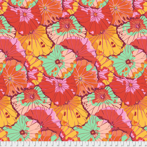 Lotus Leaf Kaffe Fassett Classic Colour: Citrus