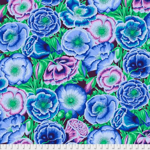 Poppy Garden Philip Jacobs Blue