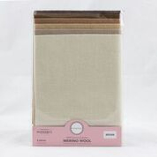 Brown Fabric Pack
