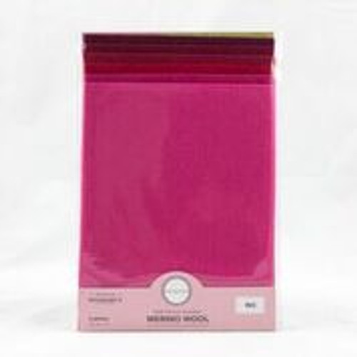 Sue Spargo Fabric Pack Red