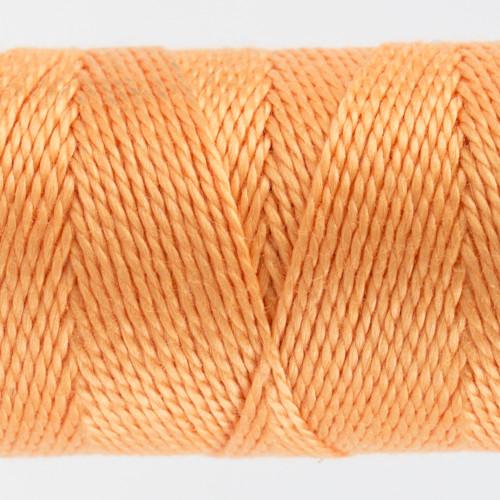 Eleganza #8 Perle Cotton Sue  Spargo Peach Puff