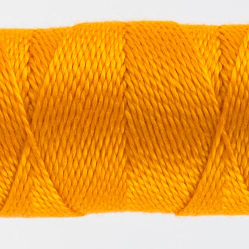 Eleganza #8 Perle Cotton Sue  Spargo Orange Crush