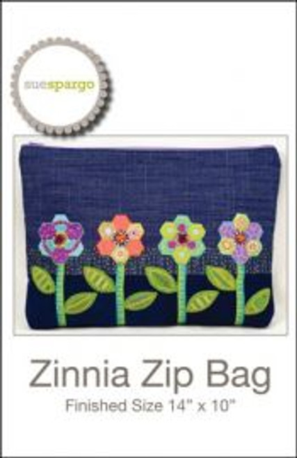 Zinnia Zip Bag