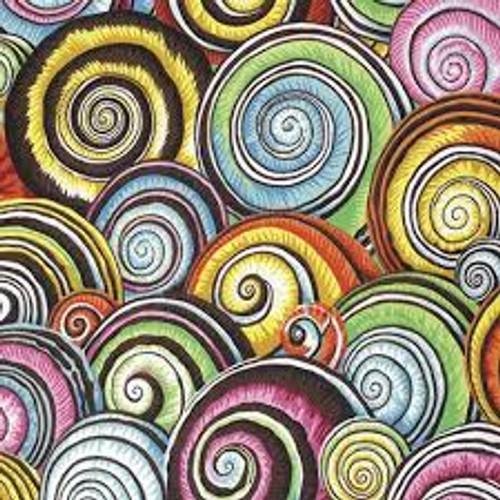 Spiral Shells - Multi Philip Jacobs Fall 2017
