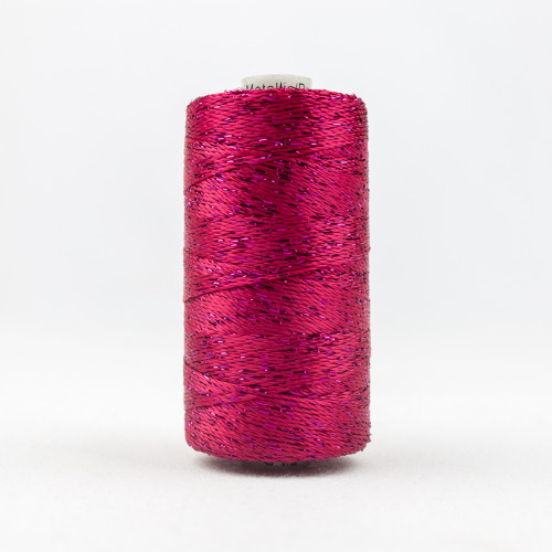 Dazzle 8wt Rayon Wonderfil Threads Boysenberry