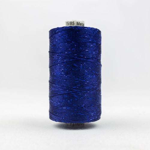 Dazzle 8wt Rayon Wonderfil Threads Dark Blue