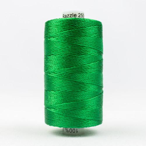 Razzle, 8wt, 2854 Brilliant Green