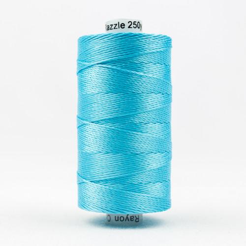 Razzle, 8wt, 3234 Light Turquoise