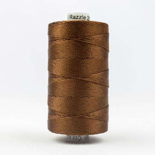 Razzle, 8wt, 6230 Nutmeg