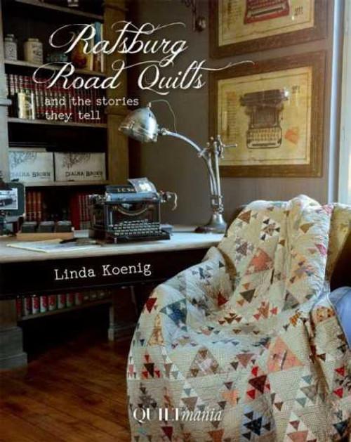 Ratsburg Road Quilts by Linda Koenig.